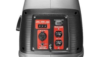 The Honda-EU3000iS-2800 Watt Portable Inverter-Generator