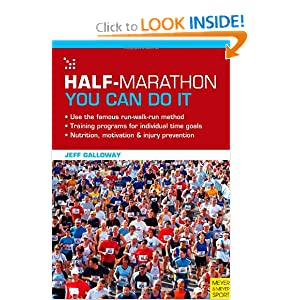 Half-Marathon - You Can Do It