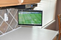Under The Counter Televisions For Kitchens
