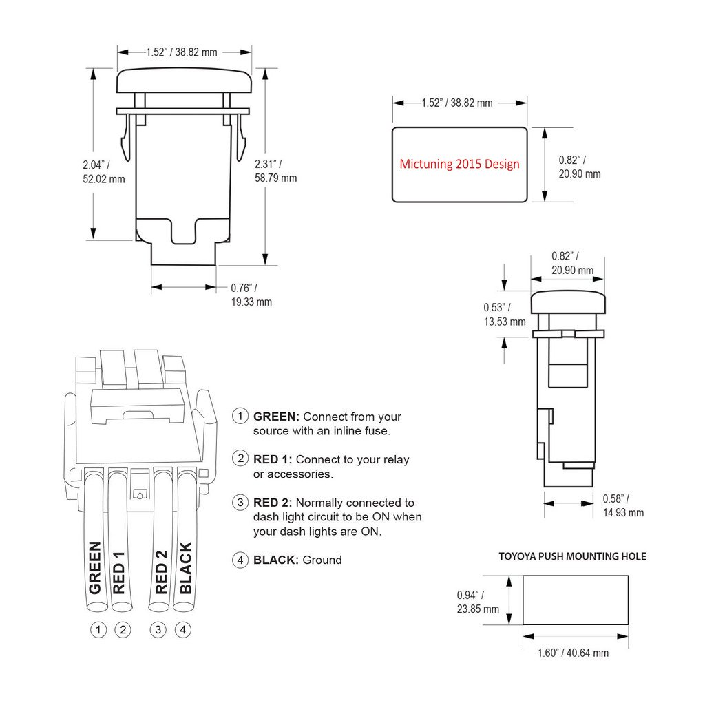 wiring diagram for off road lights jeep 1998 grand cherokee trailer toyota prius roof rack free engine image user