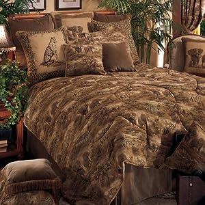 Amazon Com African Dawn Queen Comforter Set