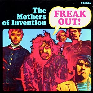 "Cover of ""Freak Out"""