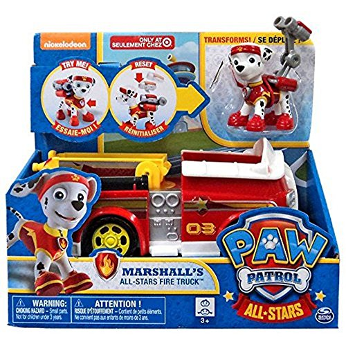 Paw Patrol Marshall's All-Stars Fire Truck