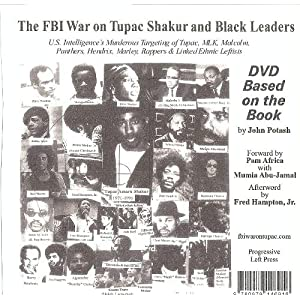 The FBI War on Tupac Shakur and Black Leaders