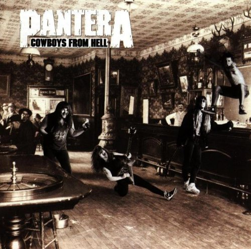 Pantera – Cowboys From Hell (1990) [HDTracks FLAC 24/44,1]