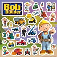 Bob the Builder Wall Stickers - Pack S3: Amazon.co.uk ...
