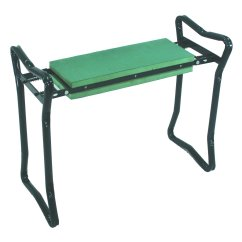 Chair With Kneeler Outdoor Pads Tierra Garden W7623 Worth Folding Bench And Seat