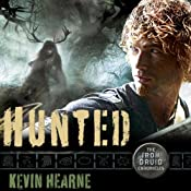 AdVerb Creative Reviews The Hunted by Kevin Hearne