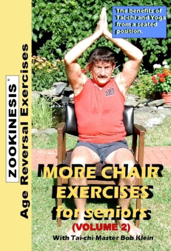 chair exercises for seniors in wheelchairs teal and ottoman more dvd (2007-08-03) $19.95