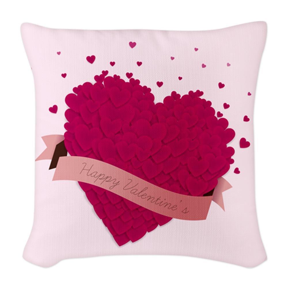 Valentines Day Heart Throw Pillows  Valentines Day Wikii