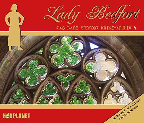 Lady Bedfort Krimiarchiv 4 (Hörplanet)