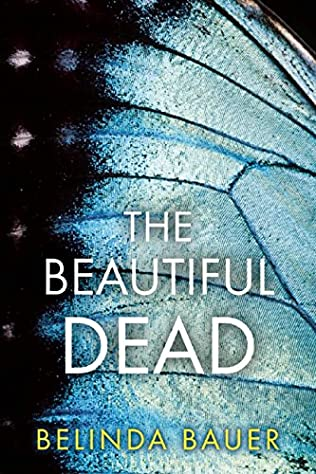 book cover of   The Beautiful Dead