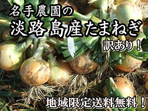 名手農園 淡路島 たまねぎ2016年産 玉ねぎ(わけあり) 10kg(50~60個) 期間限定サービス価格で販売中!