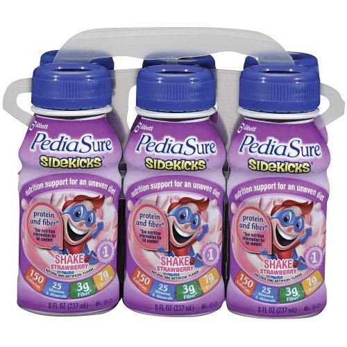 Best Buy Pediasure Sidekicks Vanilla Shake 8 oz 6Pack