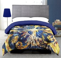 Doctor Who Pandorica Queen Size Comforter | Bedding Sets