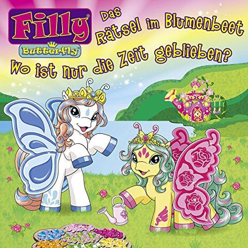 Filly (1) Das Rätsel im Blumenbeet / Wo ist nur die Zeit geblieben? (Dracco)