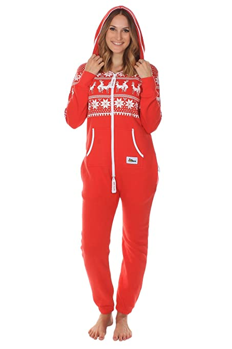 Reindeer Games Jumpsuit
