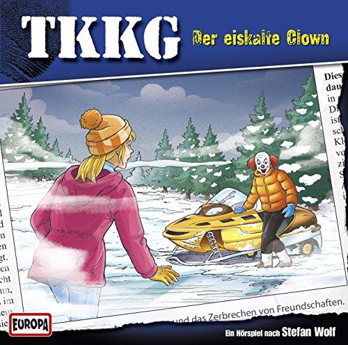 TKKG (190) Der eiskalte Clown
