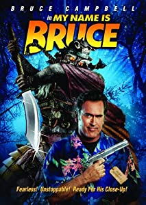"""Cover of """"My Name Is Bruce"""""""
