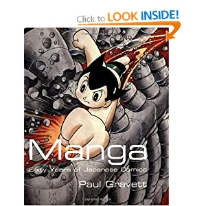 Manga: 60 Years of Japanese Comics