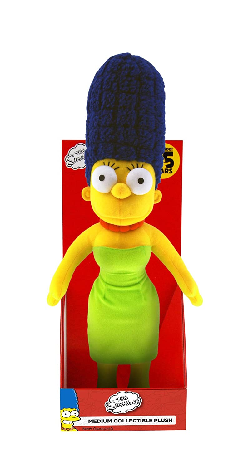 The Simpsons Medium Marge Plush