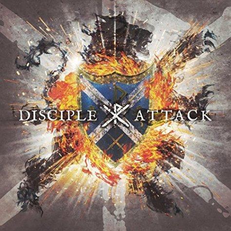 Disciple-Attack-CD-FLAC-2014-FORSAKEN Download