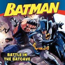 Batman Classic: Battle in the Batcave by Donald Lemke| wearewordnerds.com