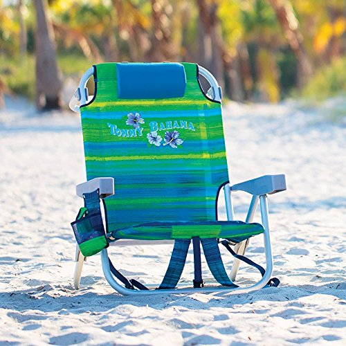 tommy bahama backpack cooler chair blue wooden child top 10 best beach chairs and umbrellas reviews 2018 the sun sea sand