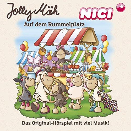 Jolly Mäh - Auf dem Rummelplatz - Cocomico Records 2015