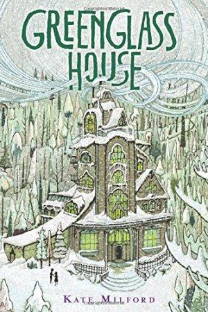 Greenglass House by Kate Milford| wearewordnerds.com