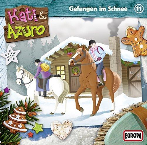 Kati und Azuro (11) Gefangen im Schnee - Europa 2015