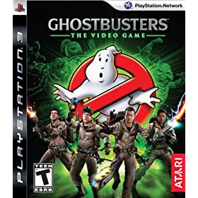 Ghostbusters video game