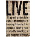 Decorative wood signs sayings and wooden wall art pictures