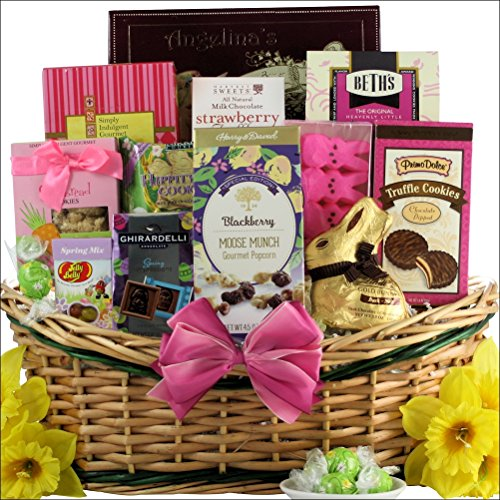 GreatArrivals Gift Baskets Divine Easter