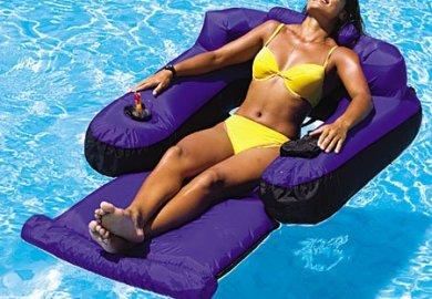 Amazon Inflatable Pool Chair