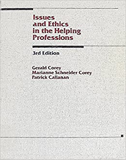 Issues and Ethics in the Helping Professions: Amazon.co.uk