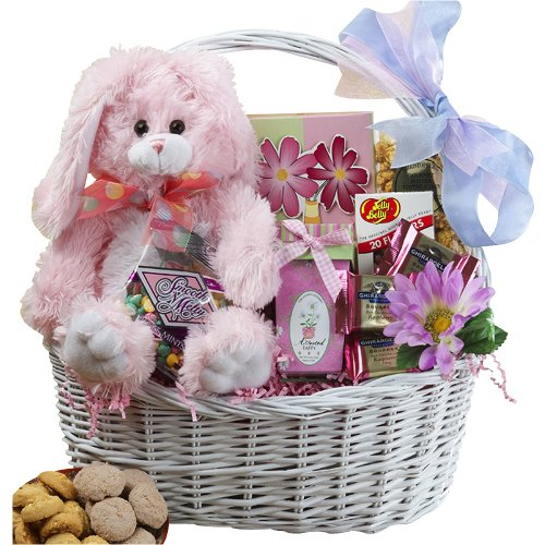 Art of Appreciation Gift Baskets My Special Bunny Easter Basket