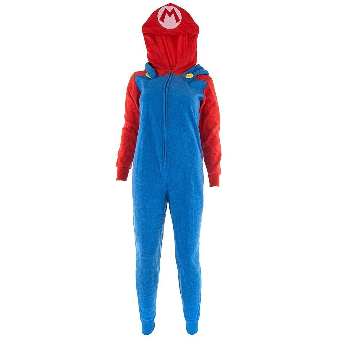 Nintendo Super Mario Onesie Pajama for men