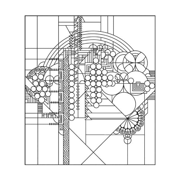 Free complex coloring pages