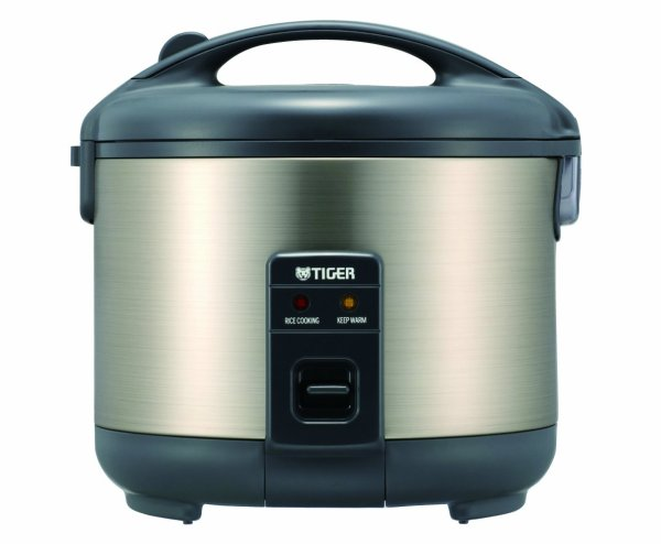 Rice Cookers Online Tiger Jnp-s10u-hu 5.5-cup Uncooked Cooker And Warmer Stainless