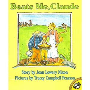 Beats Me, Claude (Picture Puffin books)