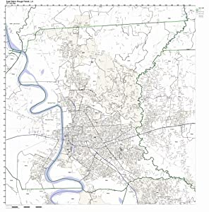 Amazon.com: East Baton Rouge Parish, Louisiana LA ZIP Code