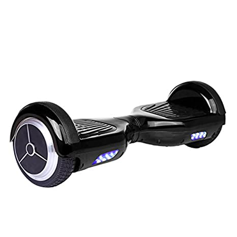 ForTech Two Wheels Mini Smart Self Balancing Scooter,Black