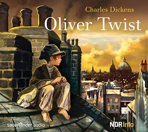 Oliver Twist (Charles Dickens) NDR 1961 / Sauerländer Audio 2015