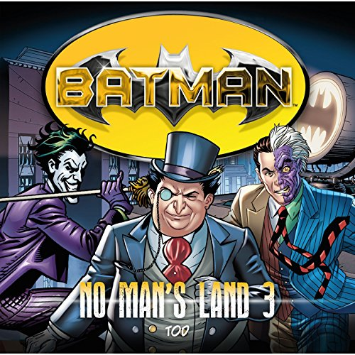Batman - No Man's Land (3) Tod - highscoremusic 2015