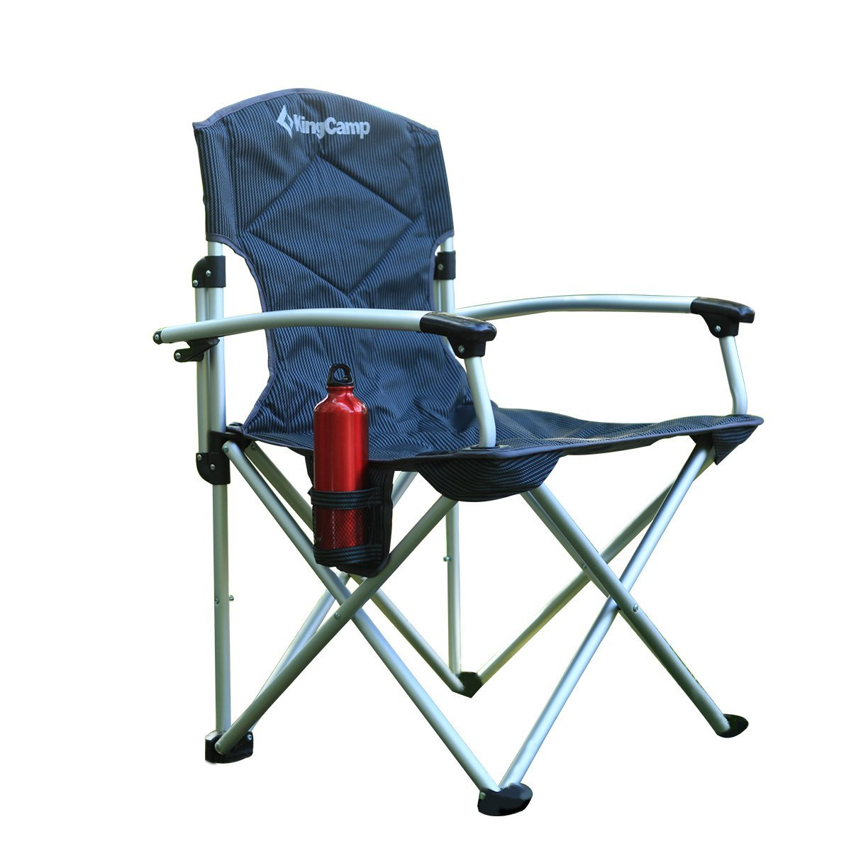 Travel Chair Kingcamp Aluminum Arms Folding Outdoor Camping Travel