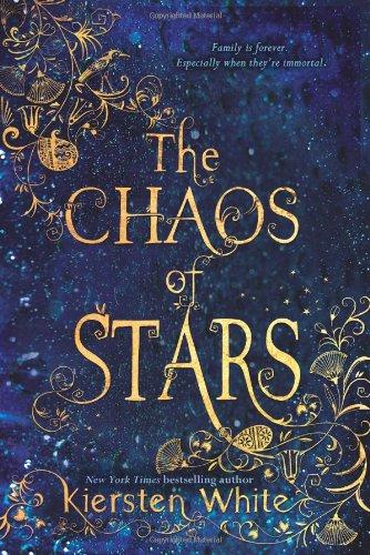"""""""The Chaos of Stars"""" av Kiersten White"""