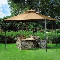 10' x 10' Grove Patio Canopy Gazebo - Gazebos - Patio and ...