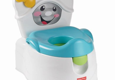 Fisher Price Fun To Learn Potty Chair