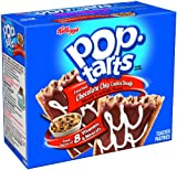 Pop-Tarts, Frosted Chocolate Chip Cookie Dough, 12-Count Tarts (Pack of 6)